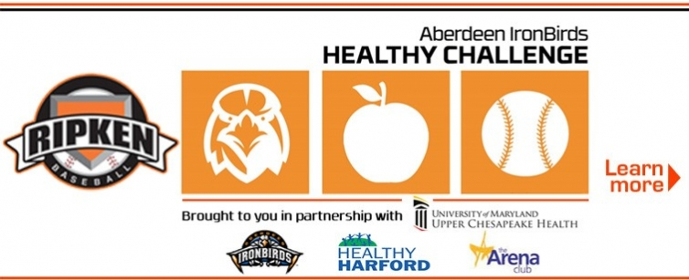 Aberdeen IronBirds Healthy Challenge