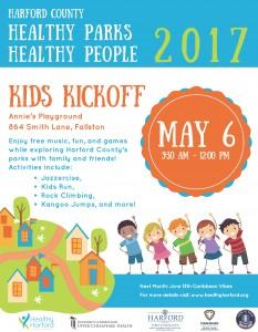May 6 Kids Kickoff